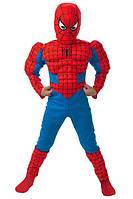 Костюм Человек-паук объемный детский М 150216-303
