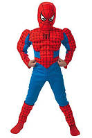 Костюм Человек-паук объемный детский L 150216-301