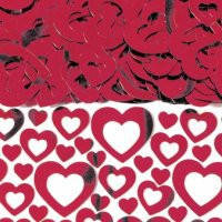 Конфетти Сердца двойные25г 260216-067