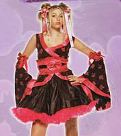 Костюм пиратки розовый (взрослый) 270216-403
