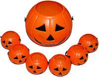 Набор Ведро тыква Хеллоуин 090316-142