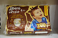 Подгузники Libero Up&Go 4 (7-11 кг) 52шт