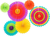 Набор декораций Фанты цветные 260216-081