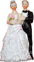 Свадебная фигурка на торт 030316-079