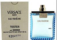 Оригинал Versace Man eau Fraiche ТЕСТЕР (версаче мен о фреш)