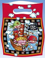 Пакеты для подарков Пираты разбойники 1510-1029