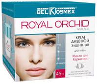 """45+Крем дневной защитный для лица """"Рояль Орхидея"""" Белкосмекс"""