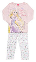 Пижамка с длинным рукавом на девочку Disney (США)
