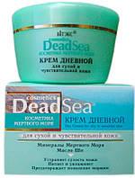 """25+ Крем дневной для сухой и чувствительной кожи """"Косметика мертвого моря"""" Белита Витэкс"""