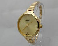 Часы женские Michael Kors slim gold, цвет золото