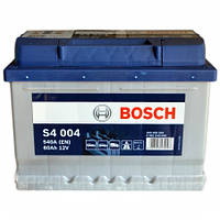 Автомобильный аккумулятор Bosch 6CT-60 S4 Silver (S40 040)