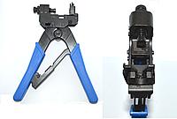 12-0811. Инструмент обжимной для компрессионных F, BNC и RCA разъемов