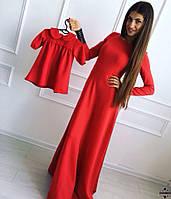 Платье для мама и дочки