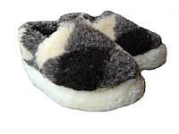 Тапочки из натуральной овчины