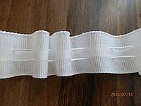 Тесьма (лента) шторная х\б  3 см шириной