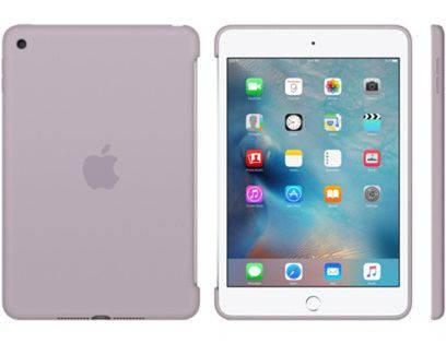 """Прочный силиконовый чехол для леди 7.9"""" Apple iPad mini 4 Lavender MLD62ZM/A лаванда"""