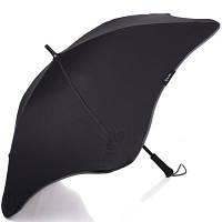 Противоштормовой зонт-трость мужской механический с UV-фильтром BLUNT (БЛАНТ) Bl-lite-plus-black