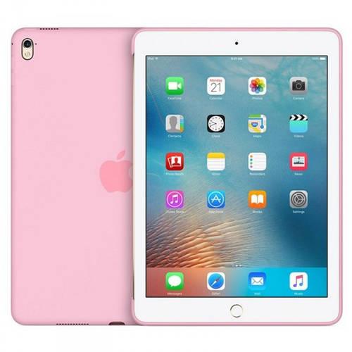 """Нежный силиконовый чехол для девушки Apple iPad Pro 9.7"""" Light Pink MM242ZM/A розовый"""