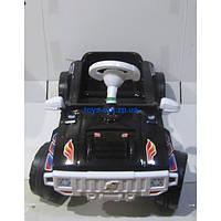 Машинка детская педальная Орион 792 Черная