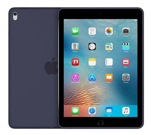"""Мегаклассный силиконовый чехол для парней Apple iPad Pro 9.7"""" Midnight Blue MM212ZM/A темно-синий"""