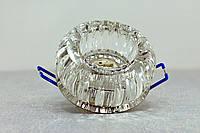 Декоративный точечный светильник Feron C1010 G9 хром