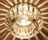 Декоративный точечный светильник Feron C1010 G9 золото