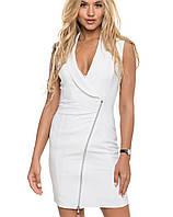Платье с глубоким вырезом   2194 sk