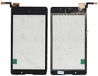 Сенсор Nokia XL чёрный