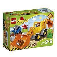Lego Duplo Экскаватор-погрузчик 10811