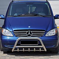 Кенгурятник на Mercedes Vito 639 (с 2010--)