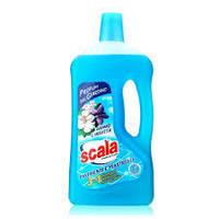 SCALA PAVIMENTI GERANIO 1 L / Средство для мытья всех моющихся поверхностей в доме 1 л