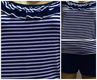 Пижама женская из вискозы - шорты и майка. р.р.42-54.