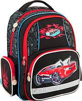 Рюкзак школьный ортопедический Kite Hot Wheels HW16-514S
