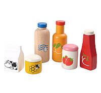 Набор продуктов и напитков Plan Тoys