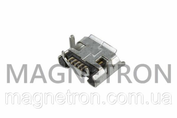Разъем зарядки Micro USB №13 для мобильных телефонов, фото 2