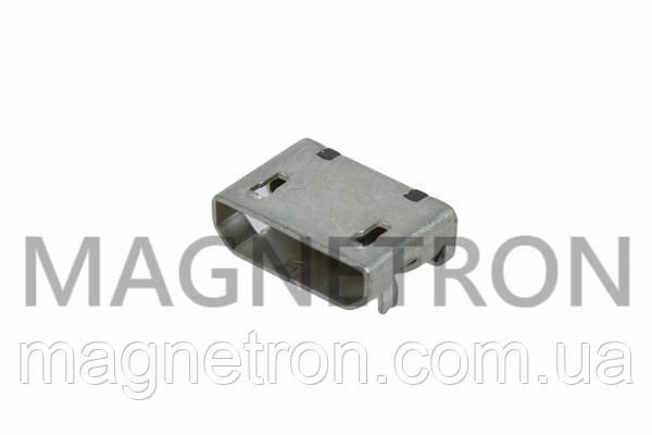 Разъем зарядки Micro USB №5 для мобильных телефонов, фото 2