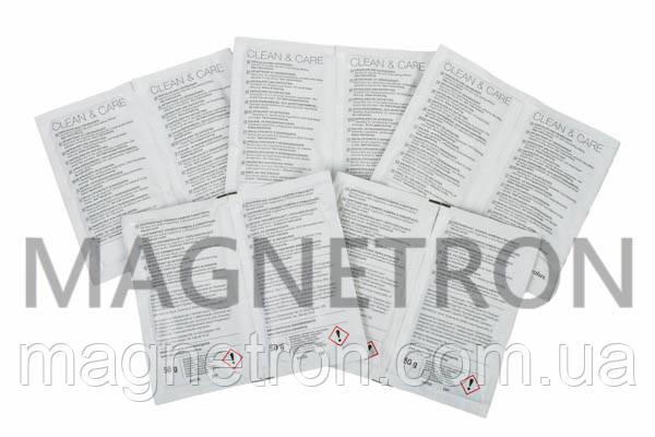 Порошок для чистки накипи для стиральных и посудомоечных машин Electrolux 9029792745, фото 2