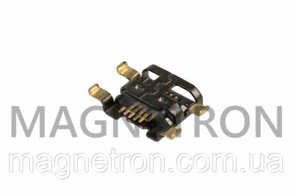 Разъем зарядки Micro USB №10 для мобильных телефонов, фото 2