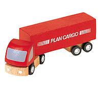 """Деревянная игрушка """"Грузовой автомобиль"""", Plan Toys"""