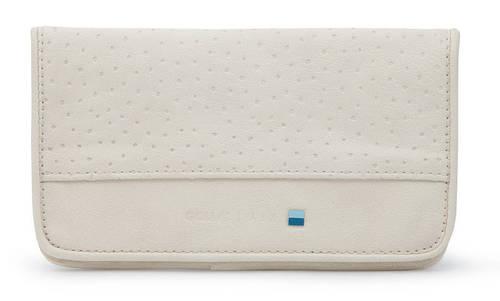 """Привлекательный женский чехол-клатч для гаджета 5"""" Golla Air Wallet Cream G1622 бежевый"""
