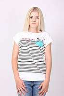 Красивая футболка Панда, фото 1