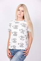 Милая футболка Chanel, фото 1