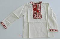 Рубашка льняная с вышивкой РБ 57