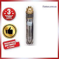 Насос Скважинный Вихревой, Погружной, Глубинный, для Скважины VOLKS pumpe 4SKm100 0.75 кВт