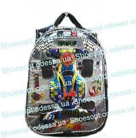 Рюкзак школьный Гонки 3D ортопедический + сумка для мальчика пр-во Турция