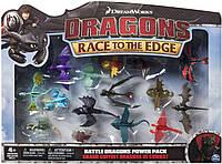 Набор 15 боевых драконов. Как приучить дракона. Оригинал из США