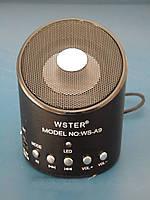 Мини портативная MP3 колонка от USB FM A9 Black