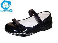 Красивые лаковые туфли Clibee  р25-30