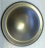 Крышка рассекателя на конфорку для плиты Электа