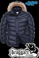 Куртка больших размеров зима Big & Stylish 2858A